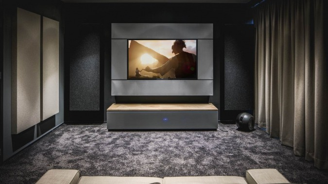 Mutrox home cinema